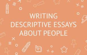Descriptive Essay - 2299 Words